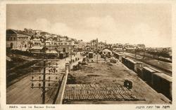 "<bdi class=""metadata-value"">Haifa : Near the Railway Station</bdi>"