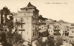 "<bdi class=""metadata-value"">Aley : Hôtel Windsor - Liban</bdi>"