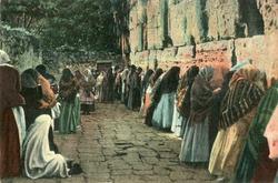 "<bdi class=""metadata-value"">Jerusalem : The Jews Wailing Place = Klagemauer  = Muraille de la Lamentation</bdi>"
